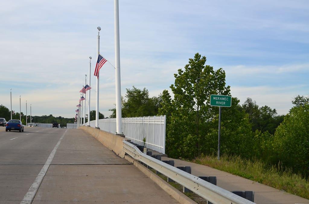 arnold bridge