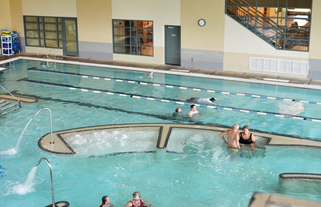 Arnold MO Rec Center Aquatics