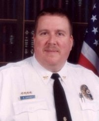Arnold MO Police Chief Robert T Shockey