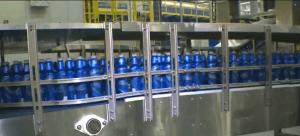 Arnold Anheuser Busch Bottling Plant