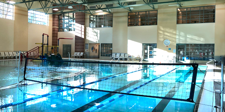 Arnold Rec Center Indoor Pool
