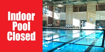Indoor Pool Closed