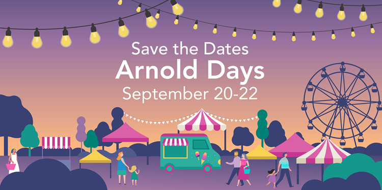 Arnold Days Slider