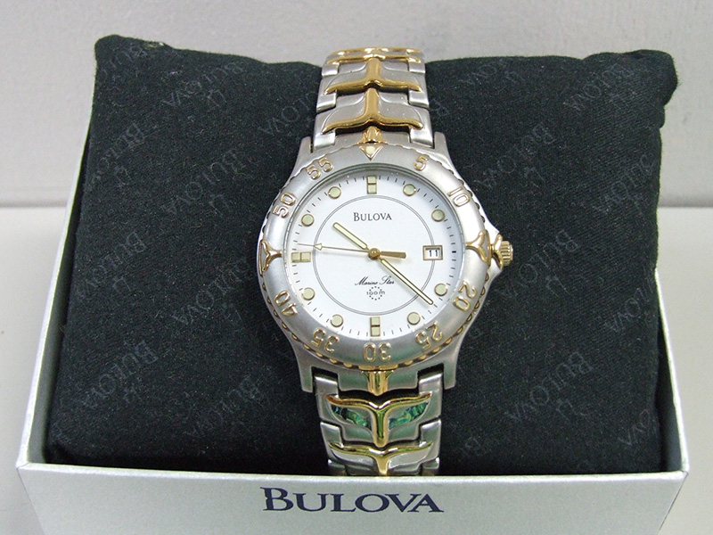 Gentleman's Bulova Watch