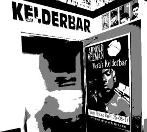 Vera's Kelderbar Componist Groningen Arnold Veeman