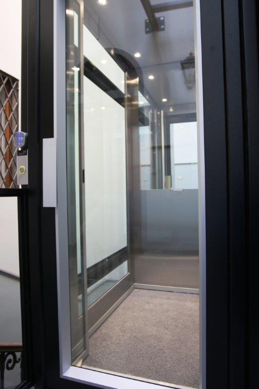 Nuovo ascensore a Firenze Arno Manetti