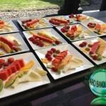 Comida Tropical en Catering por Arobanquetes Bogota