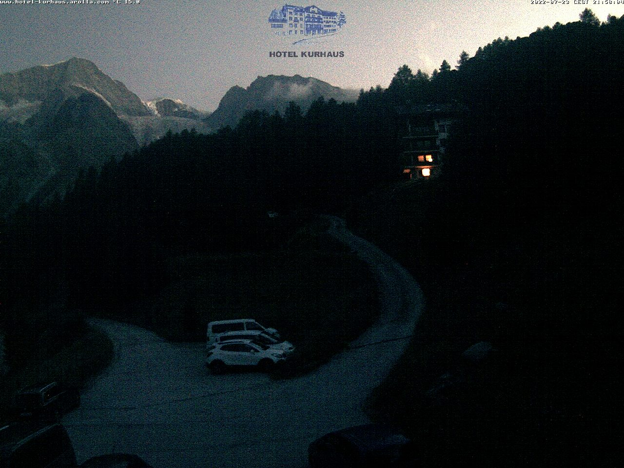 WebCam Pigne d'Arolla