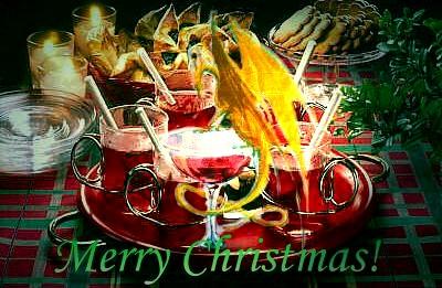 Dragon Christmas Cards
