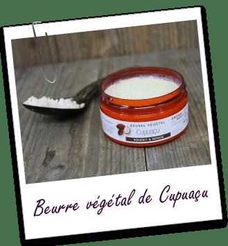 Beurre végétal Cupuaçu Aroma-Zone