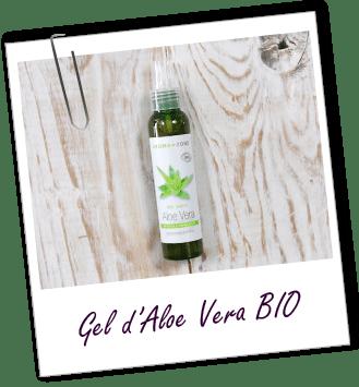 Gel natif d'Aloe Vera BIO Aroma-Zone