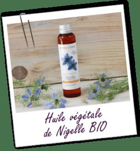 Huile végétale Nigelle BIO (cumin noir) Aroma-Zone
