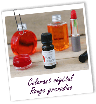 Colorant naturel Rouge grenadine Aroma-Zone
