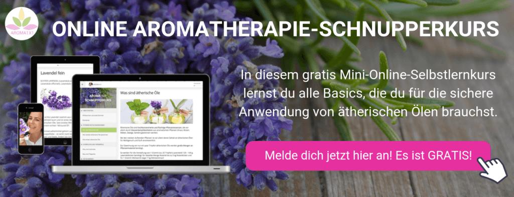 Aromatherapie Online Kurse