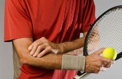 soigner un tennis elbow