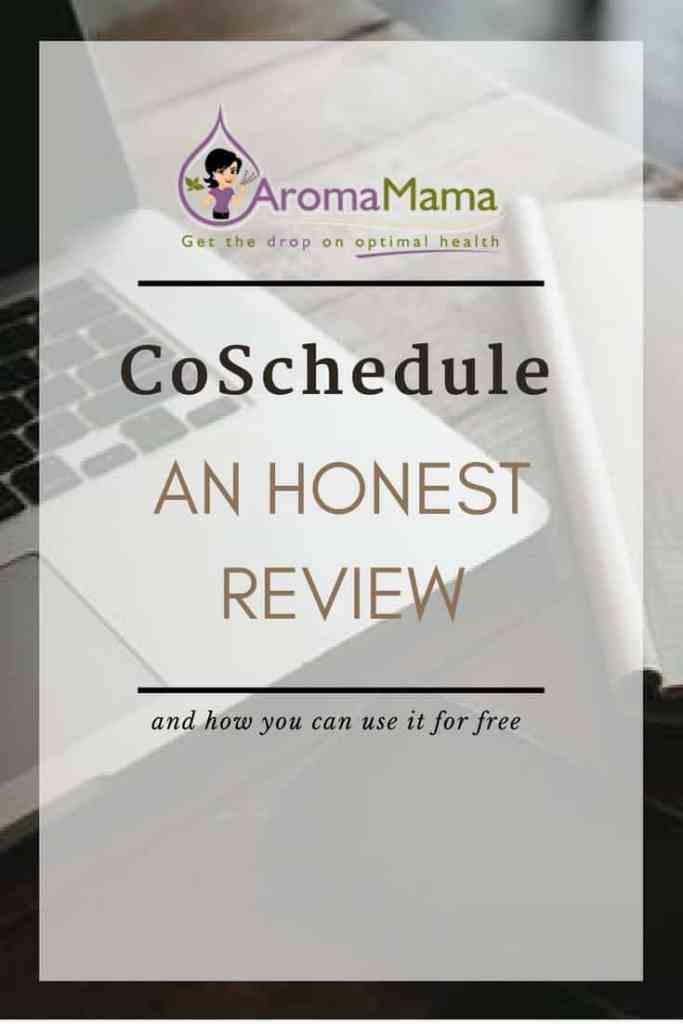 CoSchedule Honest Review Pinterest