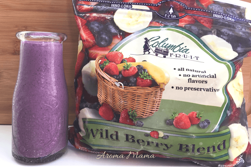 A Healthy Smoothie Your Kids Will Love