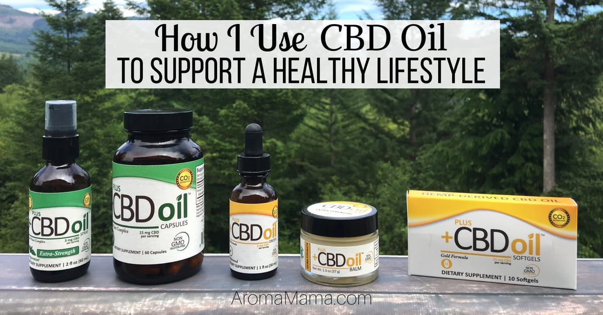 Have you heard about CBD Oil to support a healthy lifestyle? I've been in awe with the health benefits that I'm getting from taking PlusCBD Oil.
