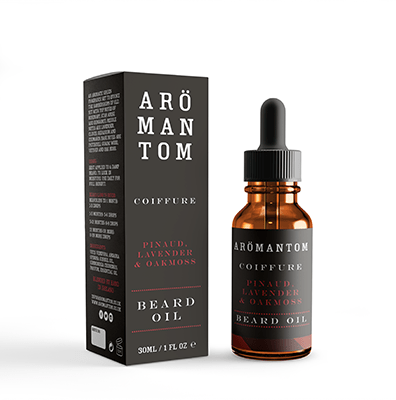 Beard Oil Coiffure