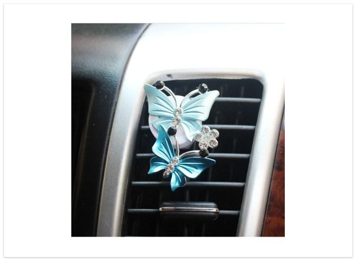 Difuser do auta motýľ klip