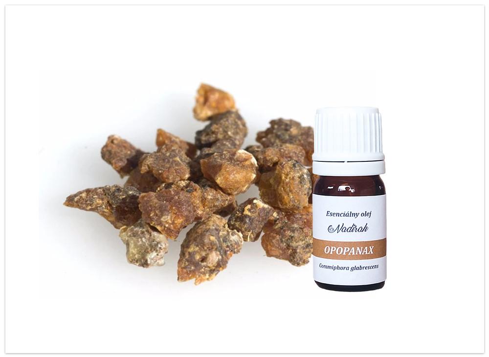 Esenciálny olej opopanax
