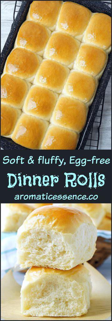 Ladi Pao | Ladi Pav | Pav Recipe (Eggless Dinner Rolls)