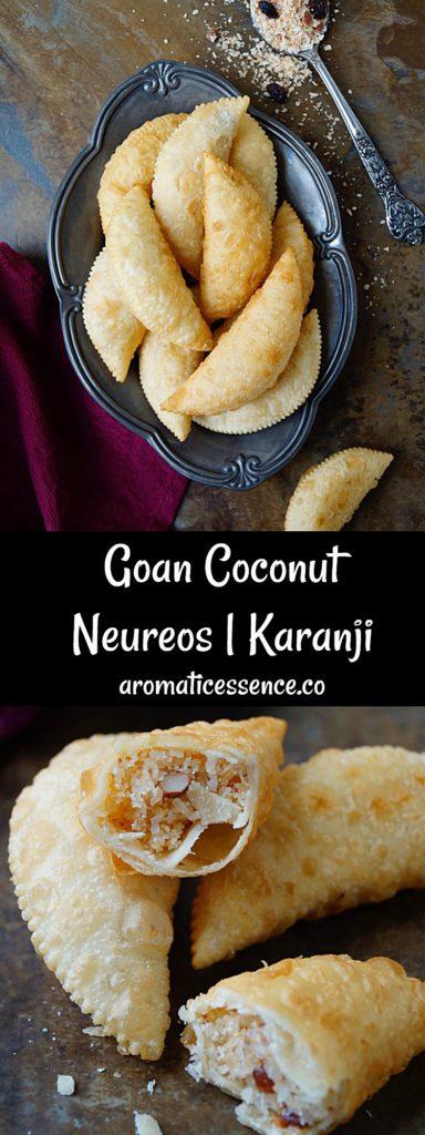 Neureos | Karanji | How To Make Karanji