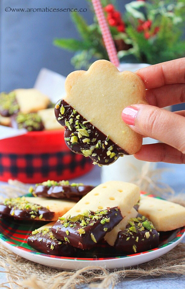 Shortbread Cookie Recipe | Shortbread Recipe | Scottish Shortbread Biscuits