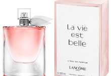 عطر الحياة حلوة من لانكوم La Vie Est Belle لحياة مفعمة بالجمال، النعومة والضياء