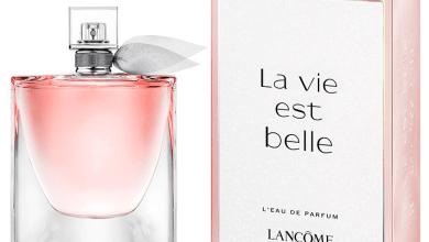 صورة عطر الحياة حلوة من لانكوم La Vie Est Belle لحياة مفعمة بالجمال، النعومة والضياء