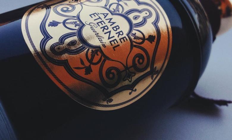 صورة عطر عنبر إيترنل Ambre Eternel Guerlain من جيرلان، نفحات خشبية فاخرة تمتزج مع سحر المكونات الشرقية