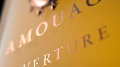صورة عطر أوفرتشر مان من أمواج Amouage Overture Man أصبح الآن متاحا عبر موقع أمواج الرسمي
