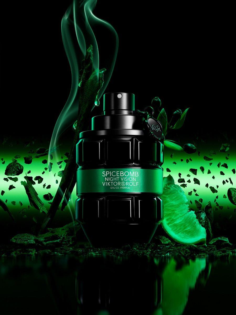عطر سبايس بومب نايت Spicebomb Night Vision Eau de Parfum Viktor and Rolf من فيكتور آند رولف