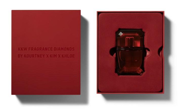 عطور كيم كارداشيان الجديدة Kkw Diamond Ii Collection لمحة عطرية Aromatic Glance