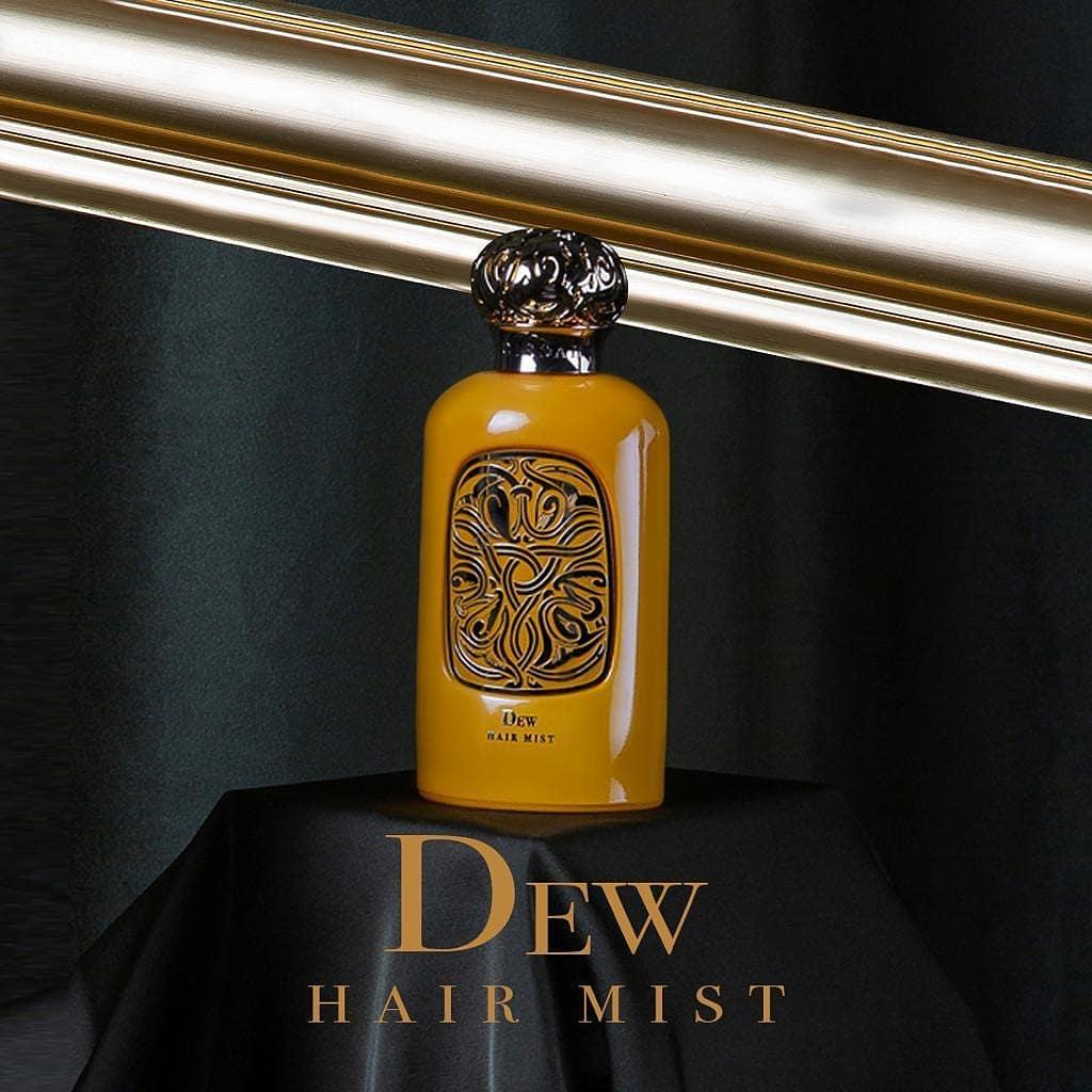 عطر الشعر الجديد من قصة Dew Hair Mist Gissah
