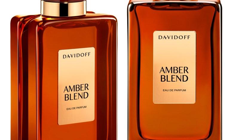 عطر عنبر يليند Amber Blend Davidoff من دافيدوف