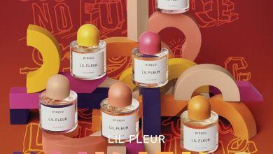 نسخة محدودة من عطر ليل فلور من بريدو Byredo Lil Fleur Limited Editions