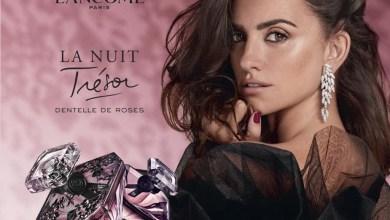 عطر لانكوم الجديد لعام 2021 Lanceme La Nuit Tresor Dentelle de Roses
