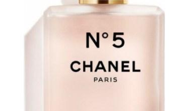 عطر الشعر الجديد من شانيل Chanel No 5 Hair Fragrance