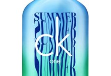 عطر ون سمر من كالفين كلاين استعدادا لفصل الصيف Calvin Klein CK One Summer 2021