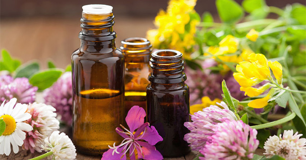 Essential Oils Help You Get Rid of it