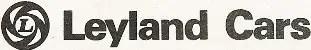 Leyland cars logo