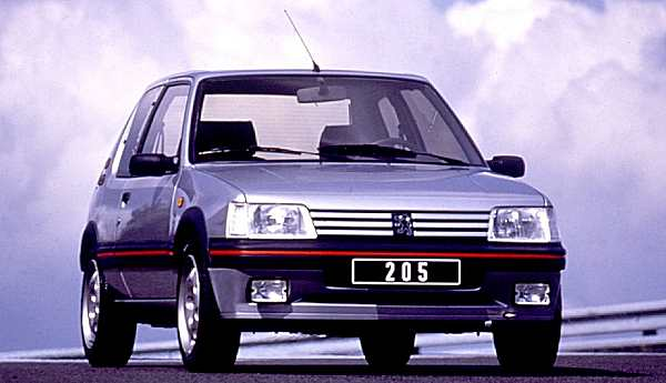 The Samba was not replaced by another Talbot, but by the Peugeot 205. The same people that brought this twentieth century icon to you were also responsible for much of the engineering in the Samba...