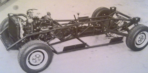 TVR Tasmin's tubular backbone chassis was surprisingly sophisticated