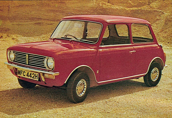 mini clubman the design and engineering story 1969 1980. Black Bedroom Furniture Sets. Home Design Ideas
