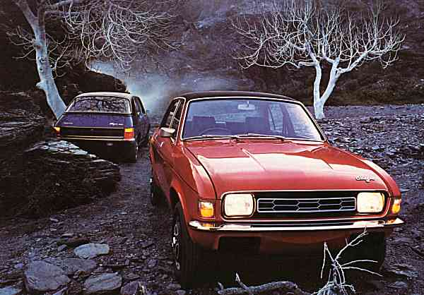 The cars : Austin Allegro development history