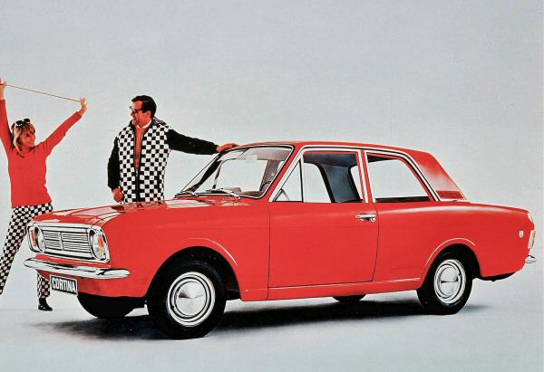 The new Cortina is more Cortina...