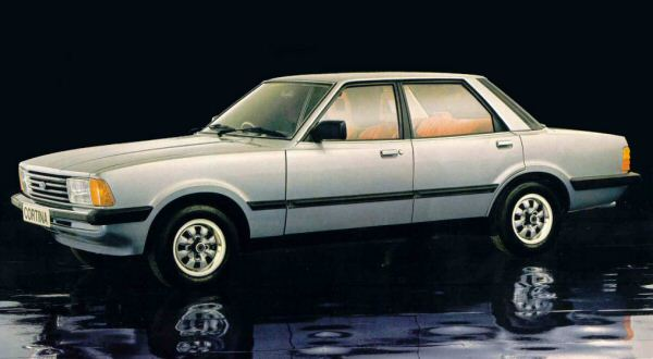 The Cortina 80 remained a best seller until the moment it went out of production.