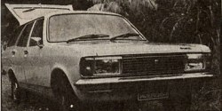1979 Chrysler Avenger Estate - An old soldier, though good for carrying a bundle.