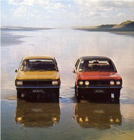 Two brothers in Arms - New Zealand's Hillman Avenger Super & Avenger Alpine